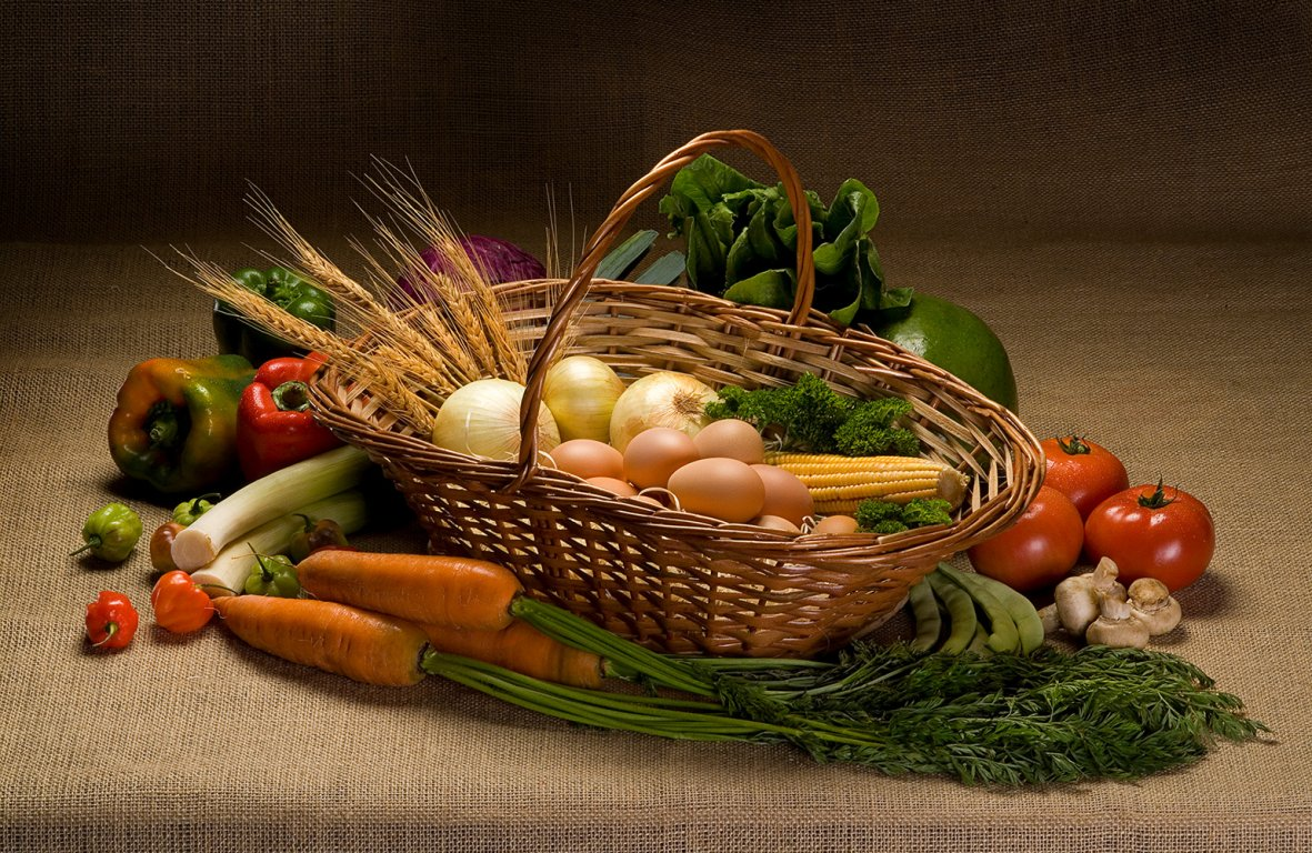 Vegetables of the field